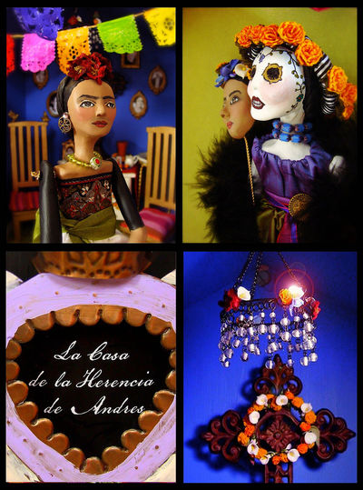 mexico day of the dead masks. This traditional Mexican event