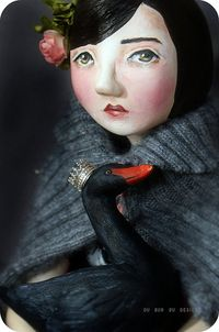 Sylvie_and_black_swan