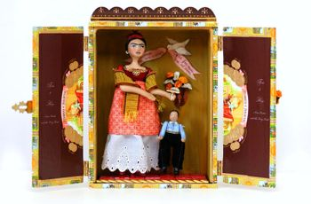 Frida_shrine