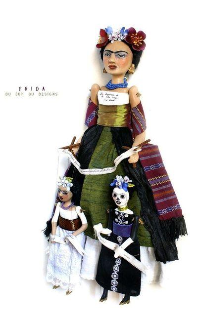 Frida_doll