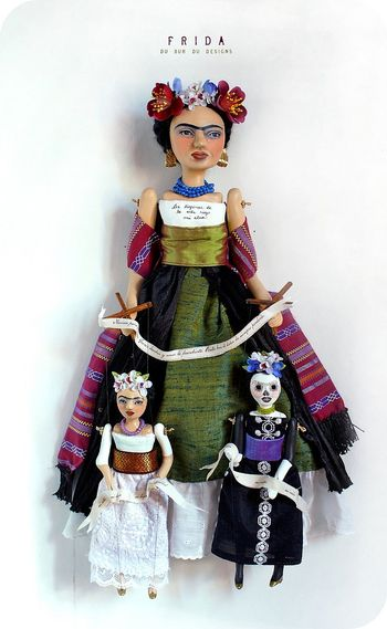 Frida_art_doll