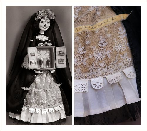 Calaveradress