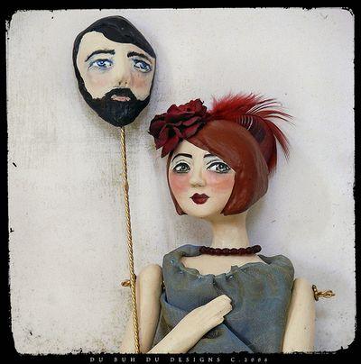Eunice&EtienneMask