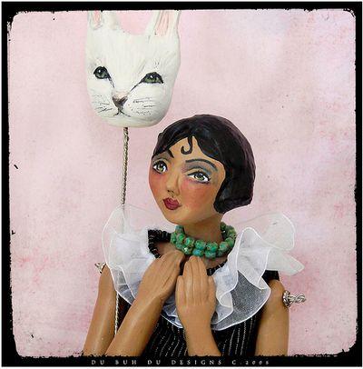 Vivian&mask