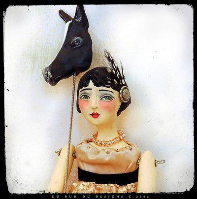 Millicent&HorseMask