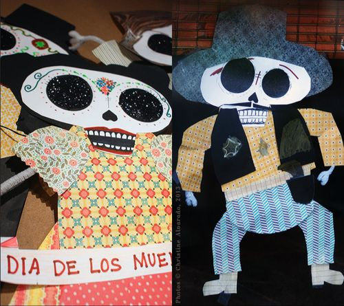 Dia de los Muertos~ Viva Calaca