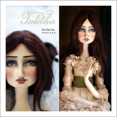 Talitha work in progress images August 2011