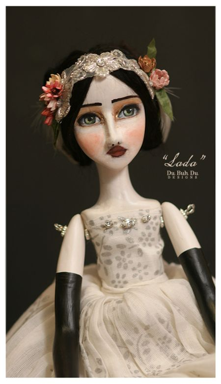 Lada doll by Christine Alvarado