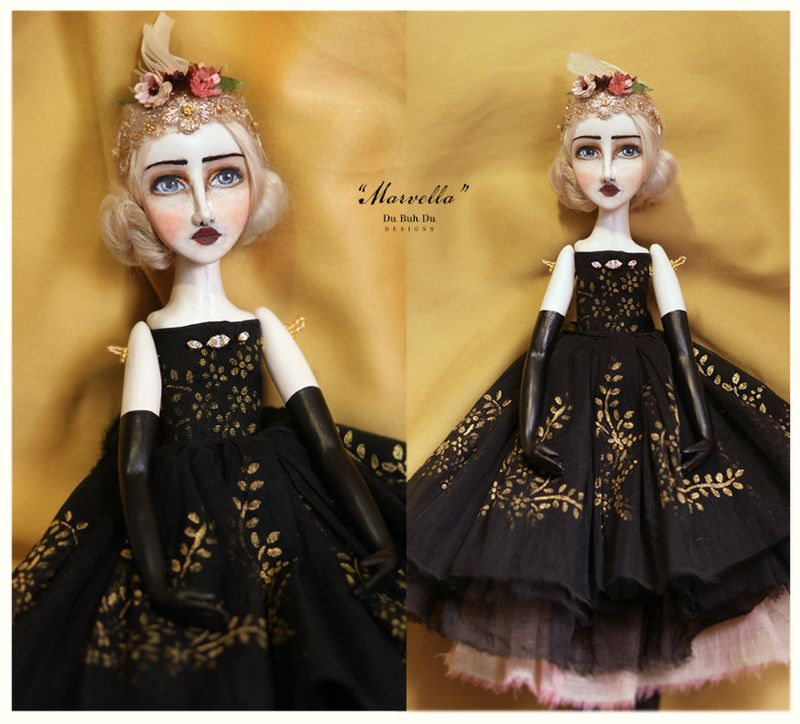 Marvella doll