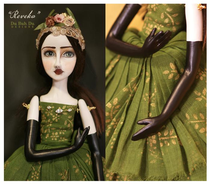 Reveka doll 2