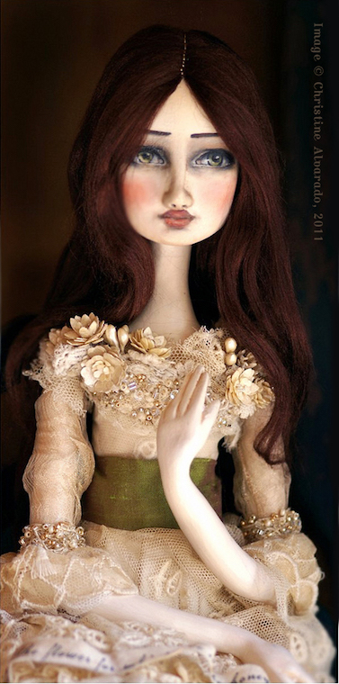Art Doll by Du Buh Du Designs~2011