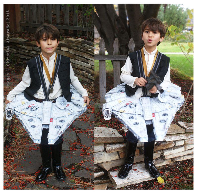 Millennium Falcon Costume