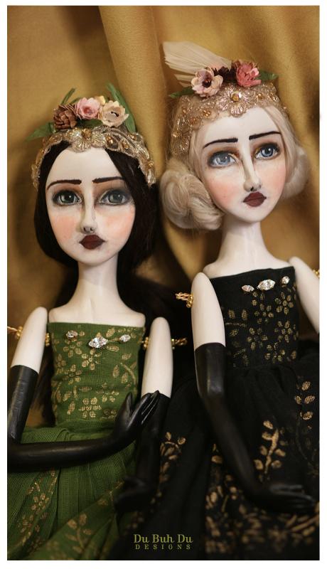 Dolls by Du Buh Du Designs