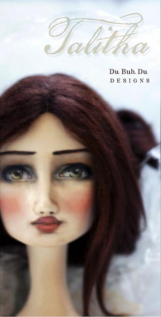 Art Doll Talitha 2011
